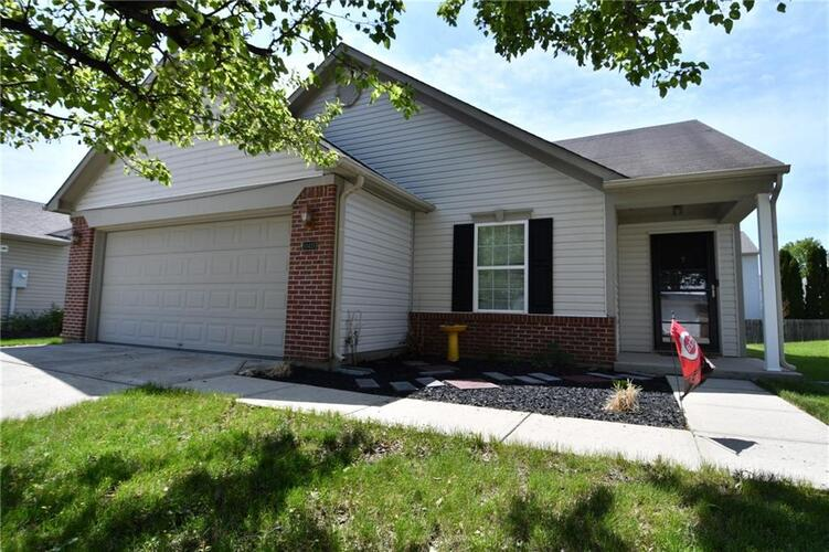 10455  Northern Dancer Drive Indianapolis, IN 46234 | MLS 21785194