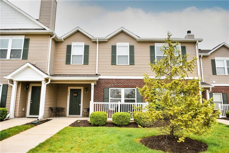 12145  Bubbling Brook Drive Fishers, IN 46038   MLS 21786185
