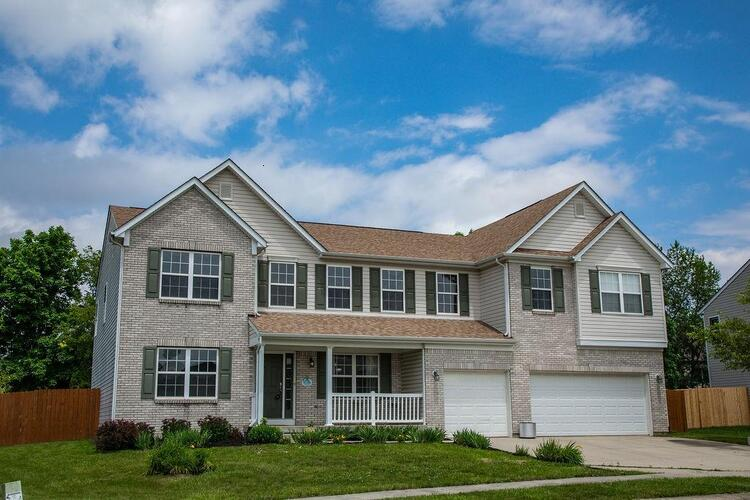 10414  RINGTAIL Place Fishers, IN 46038 | MLS 21789765