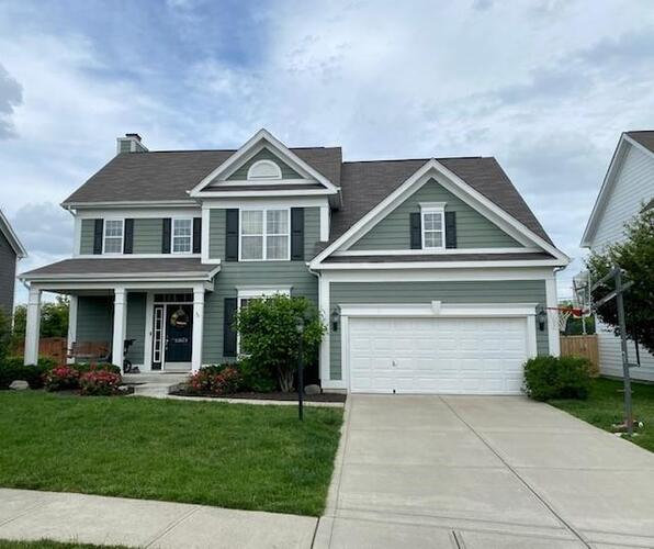 13671  BLOOMING ORCHARD Drive Fishers, IN 46038   MLS 21790005