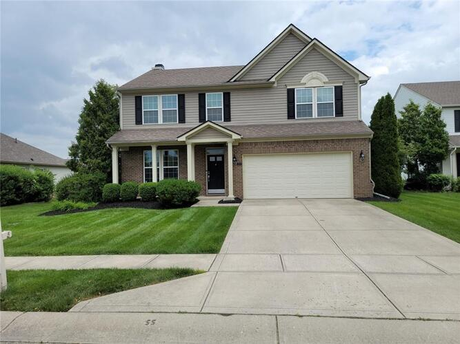 13655  Alvernon Place Fishers, IN 46038   MLS 21791596