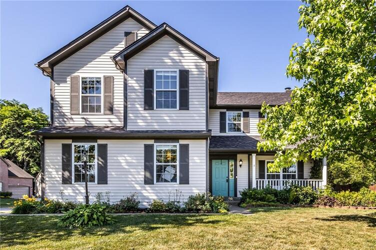 8445  Providence Drive Fishers, IN 46038   MLS 21792121