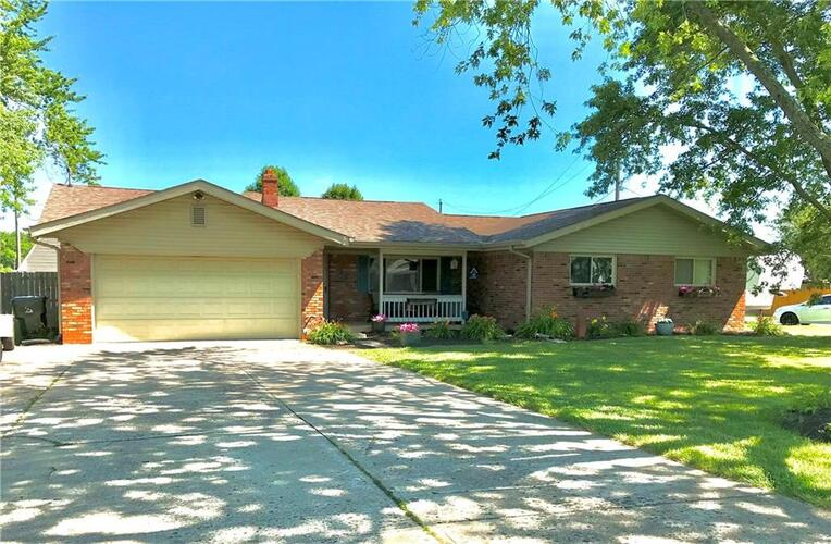5616 E US Highway 40  Greenfield, IN 46140 | MLS 21795578