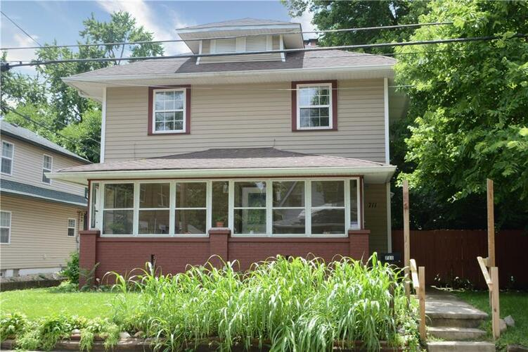 711 E 34TH Street Indianapolis, IN 46205 | MLS 21796195