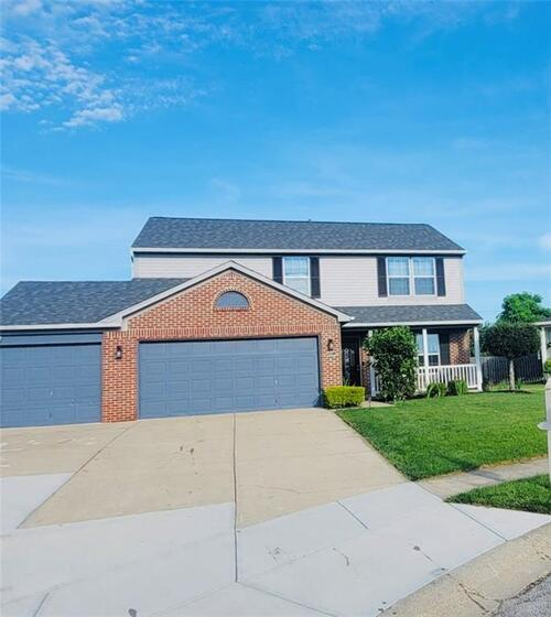 6027  Moonseed Circle Indianapolis, IN 46203   MLS 21796555
