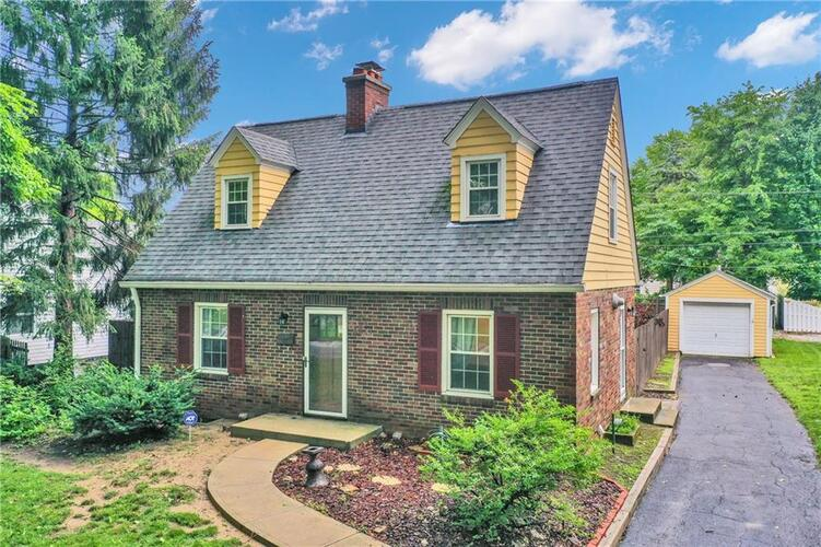 6011  Kingsley Drive Indianapolis, IN 46220 | MLS 21796562