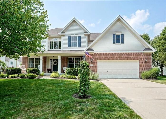 12132  Biddle Drive Fishers, IN 46037 | MLS 21797449