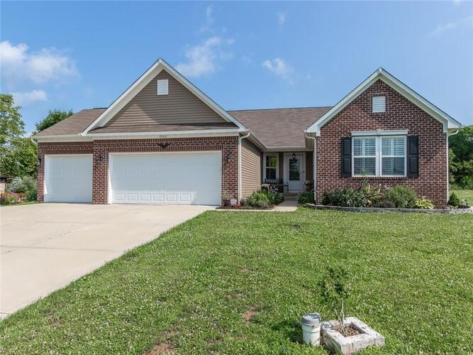 2482 E Hickory Boulevard Greenfield, IN 46140 | MLS 21797454
