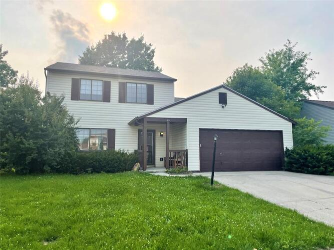 614  Woods Crossing Drive Indianapolis, IN 46239 | MLS 21800862