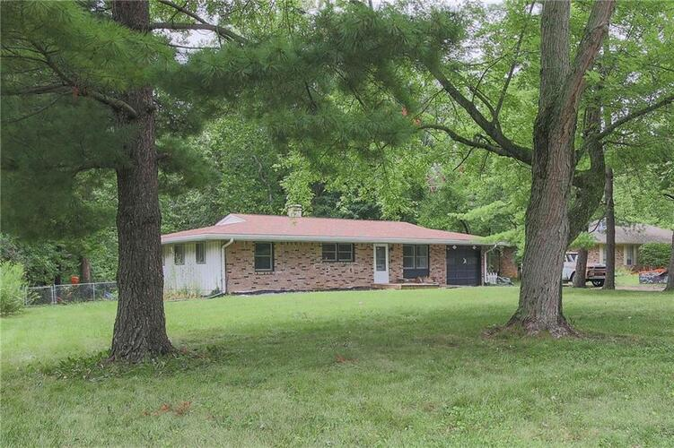 8054  Charlecot Drive Indianapolis, IN 46268   MLS 21801705