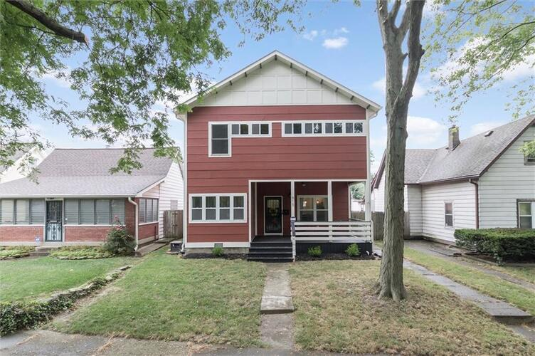 915 E Pleasant Run Parkway South Drive Indianapolis, IN 46203   MLS 21804108