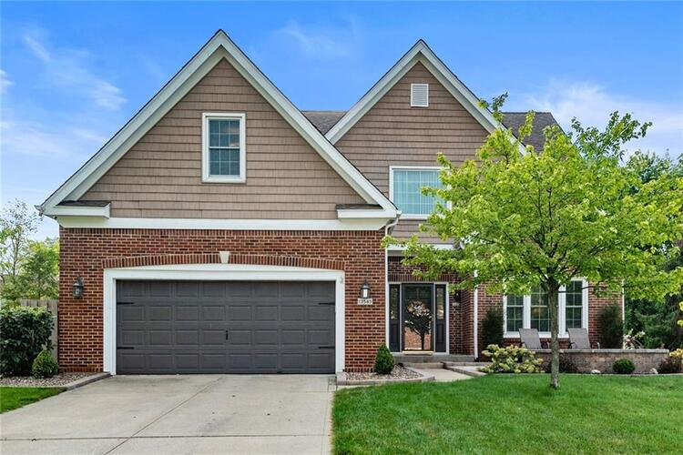 13545  COURTNEY Drive Fishers, IN 46038   MLS 21806377