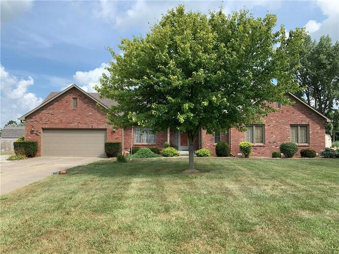 210  Cranberry Drive Greenfield, IN 46140 | MLS 21808721