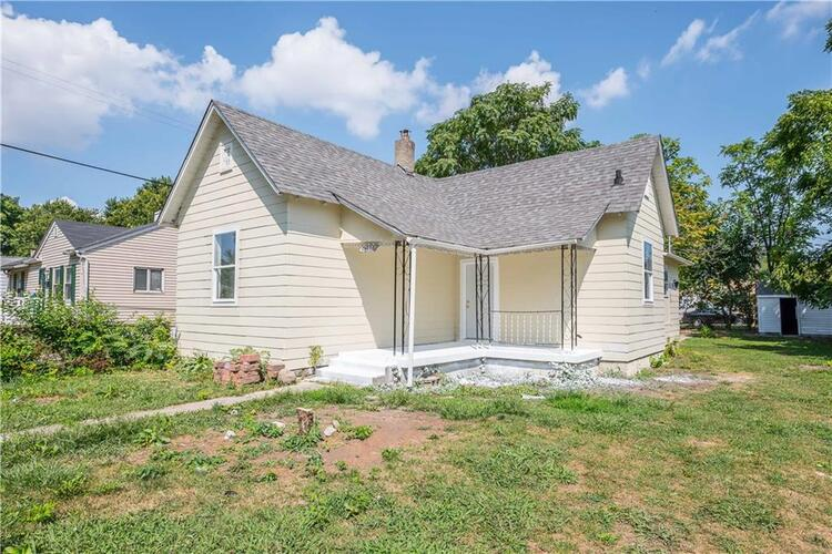 1202  Martin Street Indianapolis, IN 46227 | MLS 21809413