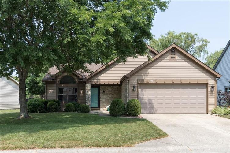 7906  STONEBRANCH S Drive Indianapolis, IN 46256 | MLS 21810014