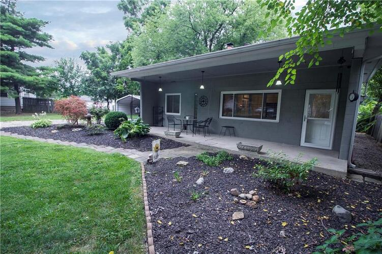 1423 S WHITCOMB Avenue Indianapolis, IN 46241   MLS 21810450