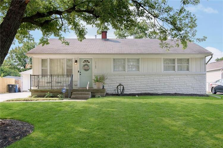 7765 E 49th Street Indianapolis, IN 46226   MLS 21810745