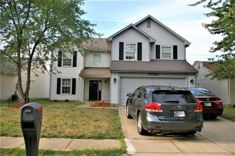 5928  BROOKVILLE LAKE Drive Indianapolis, IN 46254 | MLS 21811188