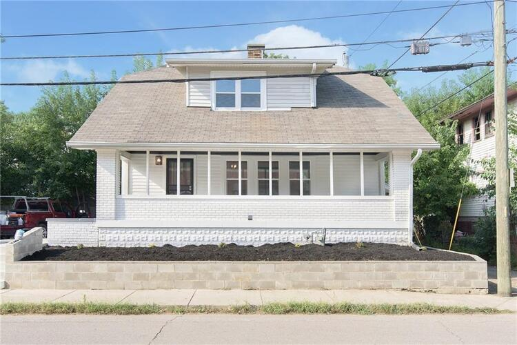 2910 E 11th Street Indianapolis, IN 46201 | MLS 21811211
