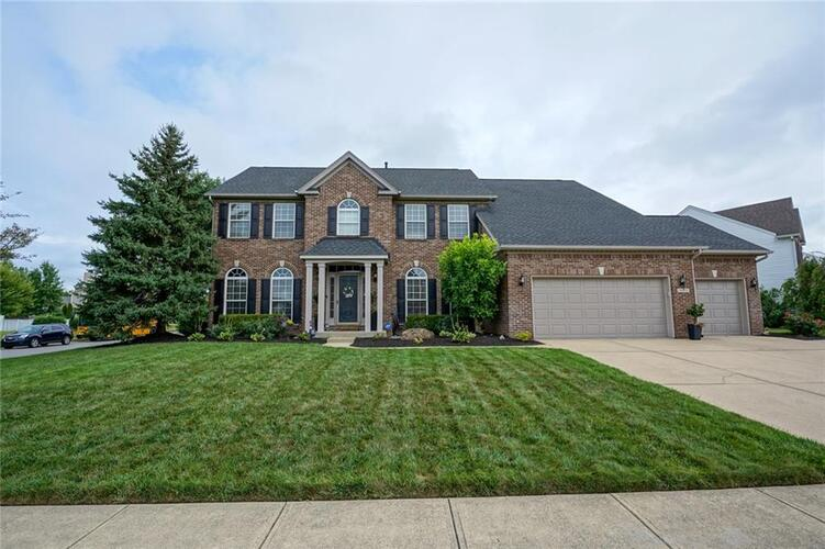 10073  Parkshore Drive Fishers, IN 46038 | MLS 21811643