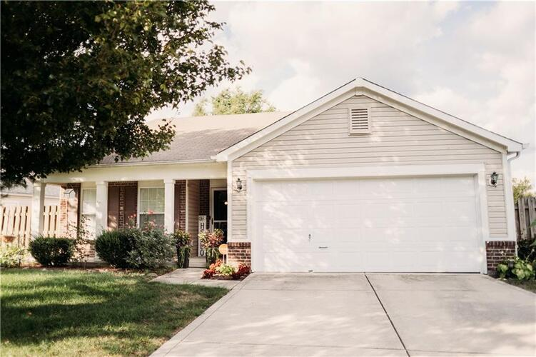 1189  Constitution Drive Indianapolis, IN 46234 | MLS 21812447