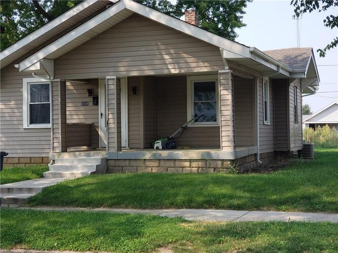 2509  LINCOLN Street Anderson, IN 46016 | MLS 21812752
