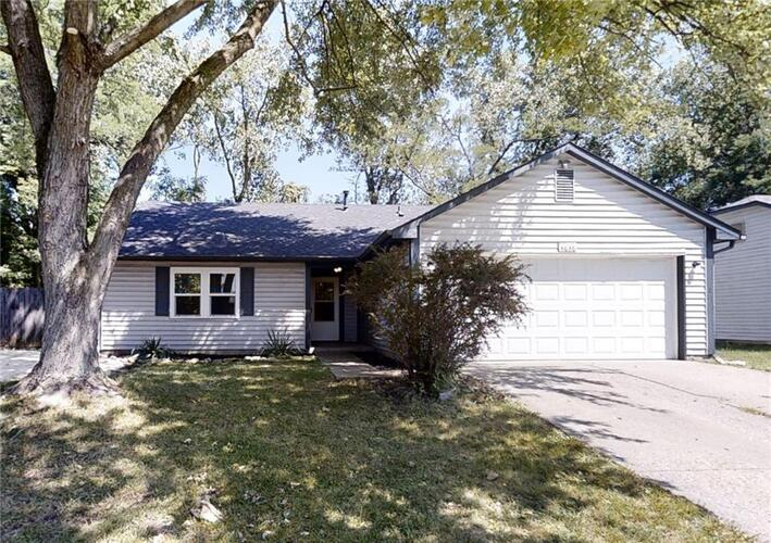 4636  Tucson Drive Indianapolis, IN 46241 | MLS 21813025