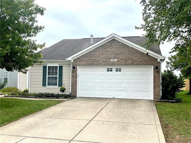 547  Reed Court Greenfield, IN 46140 | MLS 21813621