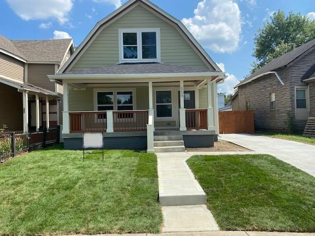 559 N Tacoma Avenue Indianapolis, IN 46201   MLS 21813864