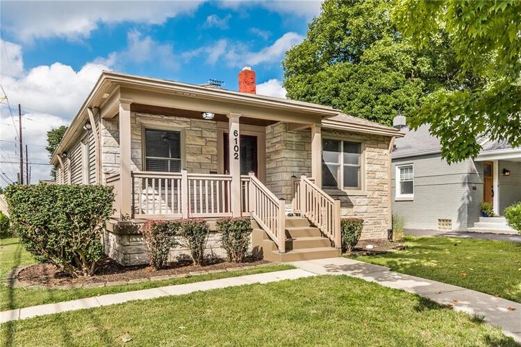6102  Haverford Avenue Indianapolis, IN 46220 | MLS 21813984