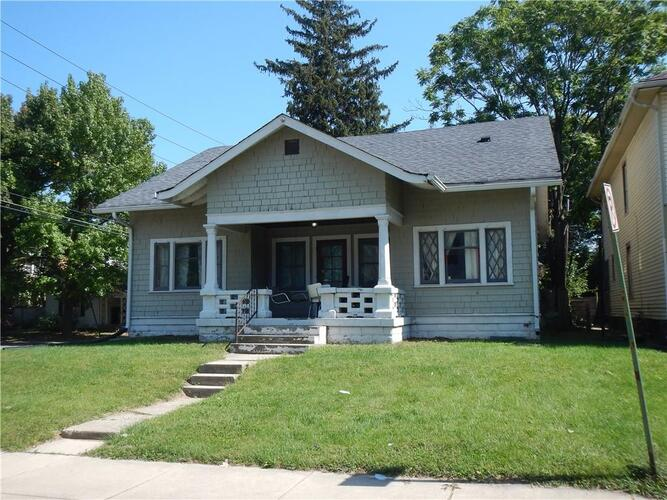 639  Tacoma Street Indianapolis, IN 46201   MLS 21814245