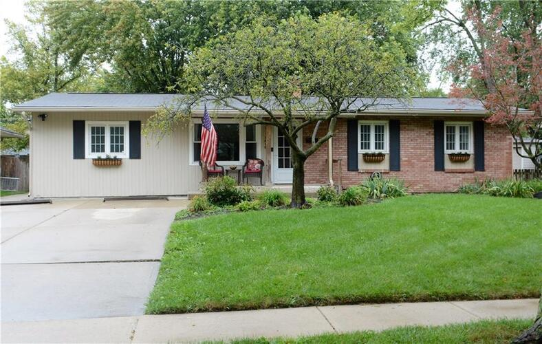7810 E 49TH Street Indianapolis, IN 46226   MLS 21814756