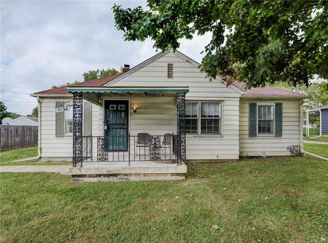 5126 E 16TH Street Indianapolis, IN 46218 | MLS 21814871