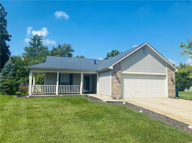 10520  Sedgegrass Drive Indianapolis, IN 46235 | MLS 21814926