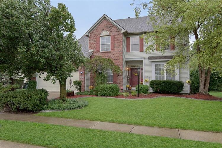 12424  GEIST COVE Drive Indianapolis, IN 46236 | MLS 21814986
