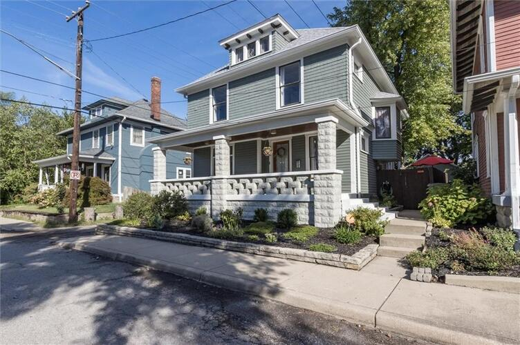 418 E 20th Street Indianapolis, IN 46202 | MLS 21815265