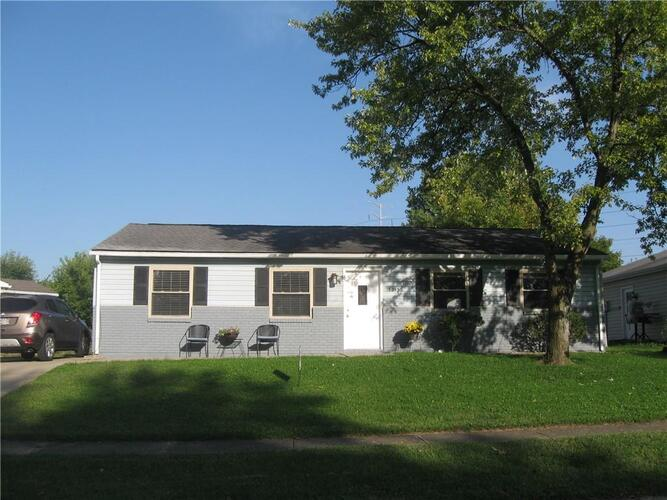 8045  Winchester Place Indianapolis, IN 46227 | MLS 21816365