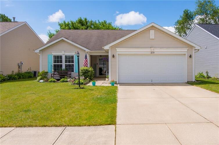 1639  Jaques Drive Lebanon, IN 46052   MLS 21816807