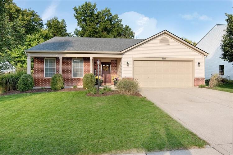 5852  NEWHALL Drive Indianapolis, IN 46239   MLS 21817065