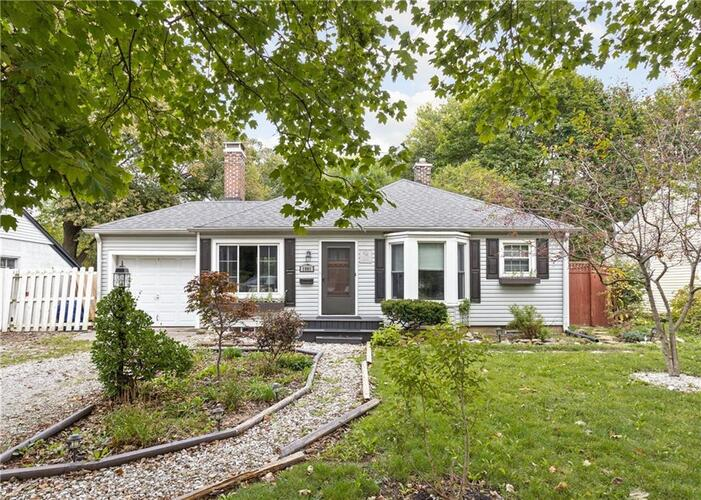 1801 N EMERSON Avenue Indianapolis, IN 46218 | MLS 21817544