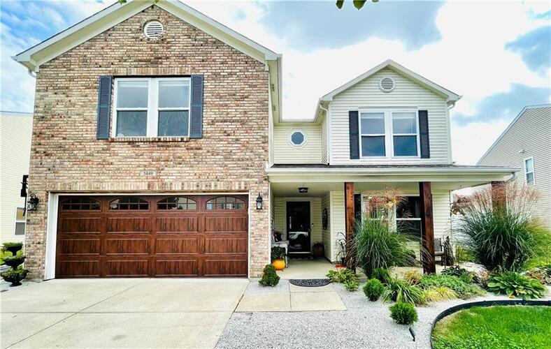 5449  Floating Leaf Drive Indianapolis, IN 46237   MLS 21817747