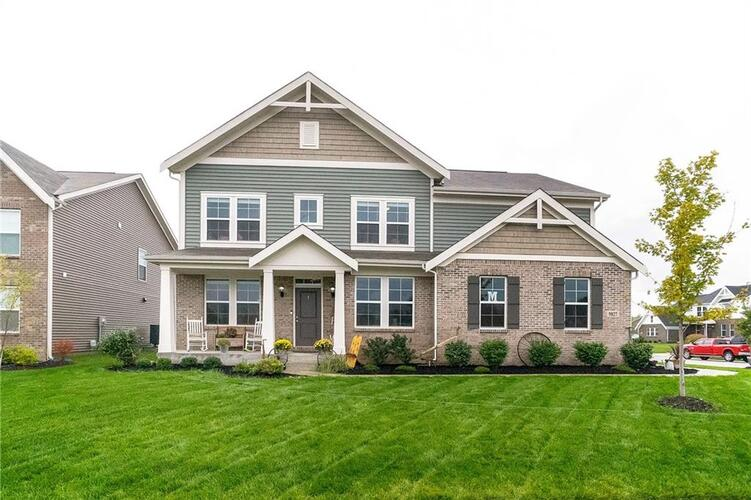 9827  Mosaic Blue Way Indianapolis, IN 46239   MLS 21817782