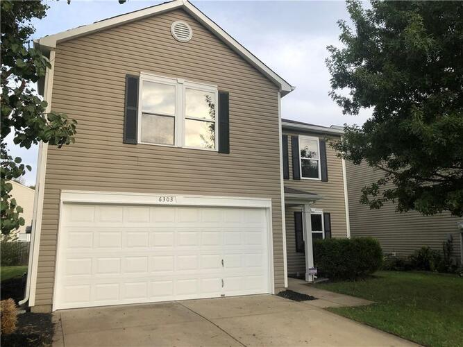 6303  Monteo Drive Indianapolis, IN 46217 | MLS 21818483