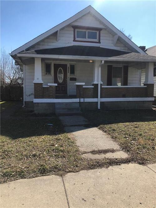 4809 E NEW YORK Street Indianapolis, IN 46201 | MLS 21818972