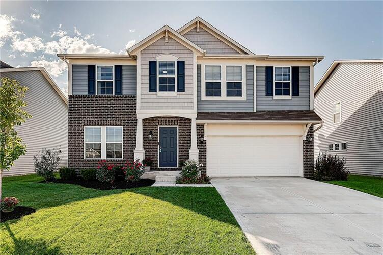 4308  Blue Note Drive Indianapolis, IN 46239   MLS 21819072