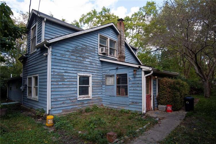 4505  Grace Street Indianapolis, IN 46218 | MLS 21819510