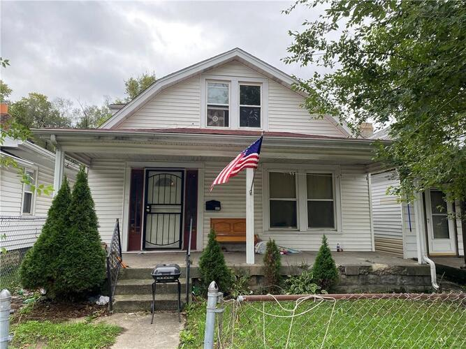 965 W 25th St  Indianapolis, IN 46208 | MLS 21819524