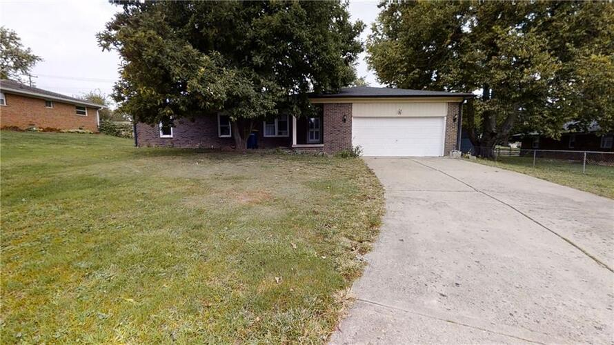 156  Griffin Road Indianapolis, IN 46227 | MLS 21819597