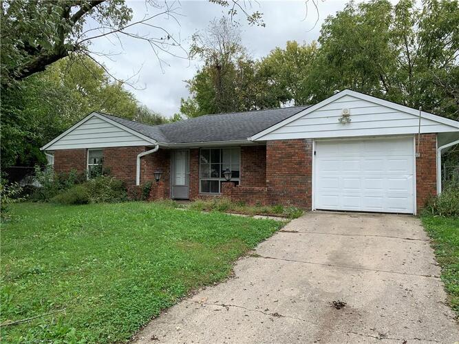 3437 N IRELAND Drive Indianapolis, IN 46235 | MLS 21819633