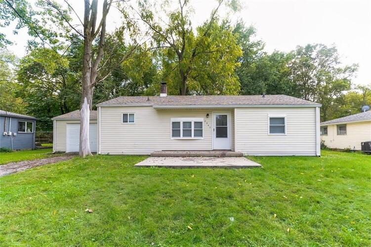 2945 E Fall Creek Parkway South Drive Indianapolis, IN 46205 | MLS 21819737